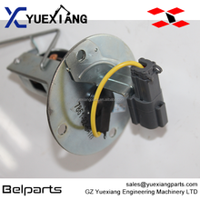 Excavator spare parts fuel level sensor 60029642 60029642KY fuel oil level sensor for Sany