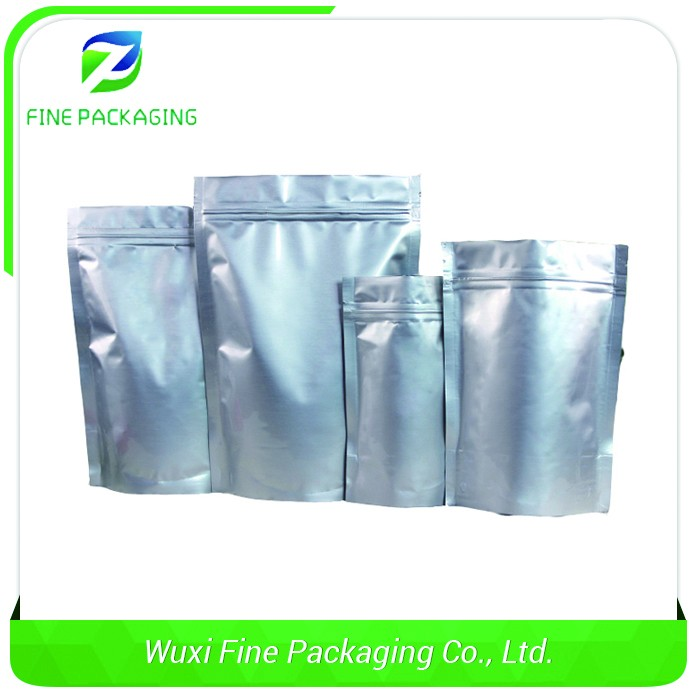 Onsite Checked Supplier Food Package Recycled Plastic Zip Bags