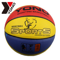 2016 latest promotional official basketball balls for children