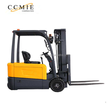 1.8 ton function of XCMG portable mini articulated forklift truck for sale