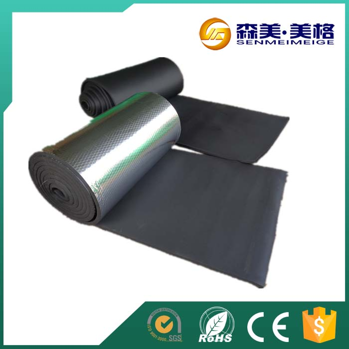 Water hose insulation closed cell non-rigid polyolefin 35mm foam pipe insulation