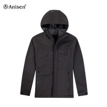 custom promotional china manufacturer breathable waterproof soft shell winter outdoor jacket
