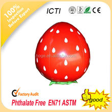 8 inch mini Small pvc inflatable ball for kids
