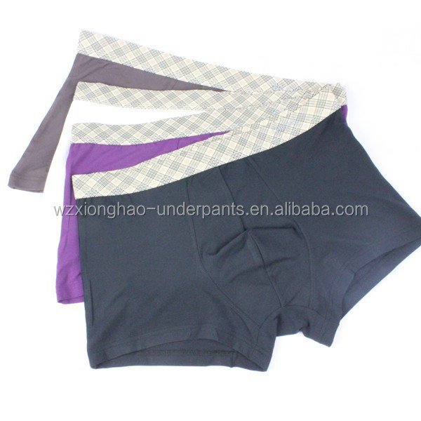 Nice-looking mixed colors men skin wear underwear