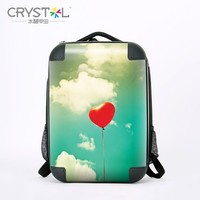 2015 18 Inch Water Proof PC 1680D Personality School Laptop Backpack/Multifunctional Laptop Backpack ,Men Business Bag