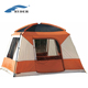 Luxury Camping 6 Person Lightweight Cube Tent