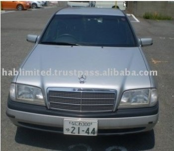 Mercedes Benz C200-Used Japanese Car