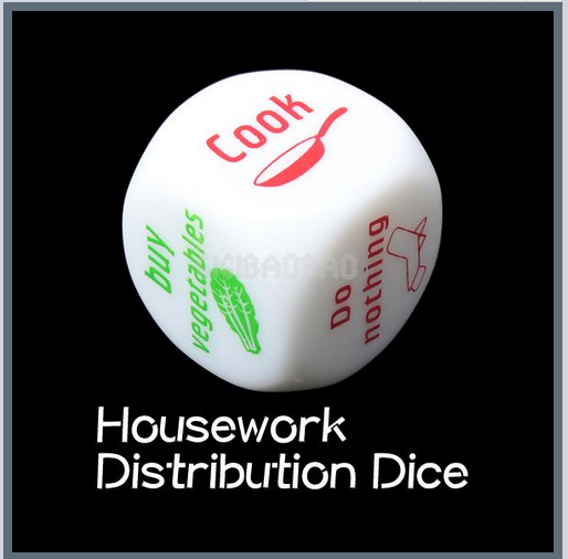 Wholesale Houswork Drink Game Bulk Playing Loaded Dice