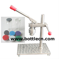 table top hand crimper machine for 13mm 20mm vial top cap