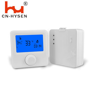 Accurate Wireless Underfloor Heating Room Thermostat Wireless Central Controller