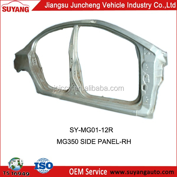 OEM Auto Body Kit Side Panel for MG350
