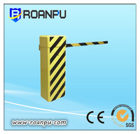 used concrete crash barrier with loop detector and IR sensor