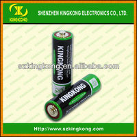 hot sale 1.5v AA R6 um3 Super heavy duty battery