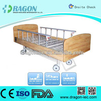 DW - BD135 plastic bed patient care bed has three functions