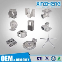 Competitive Price Aluminum Die Casting Services and Parts, Mold and Secondary Operations Available