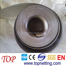 stainless steel wire cloth /extruder screen conveyor belt filter