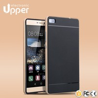 For Huawei p8 case,case for huawei p8 max ,rugged case plastic tpu silicone armor bumper and back cover for huawei p8 lite case