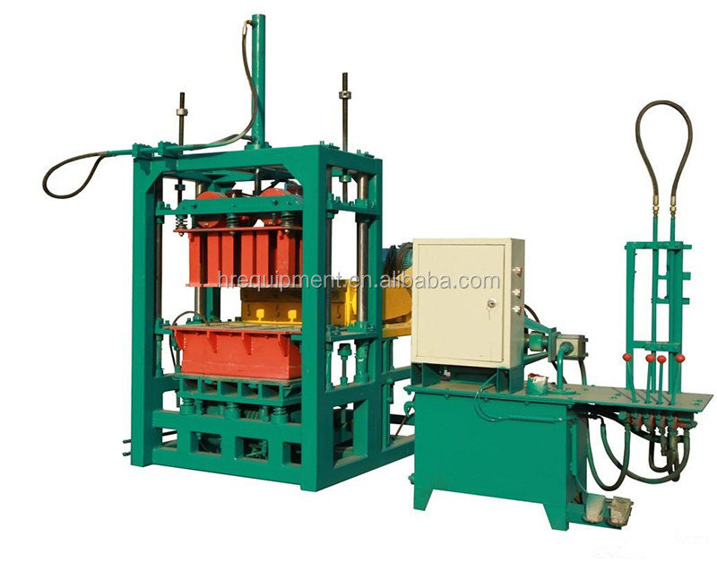 Concrete block fly ash brick making machines for sale