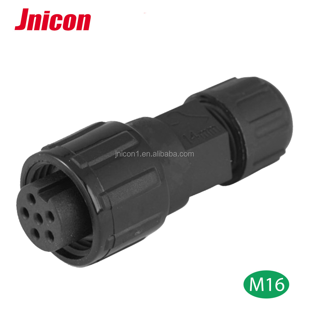 Waterproof connector ip67 ip68 M8 M12 3 4 5 Pin circular connector