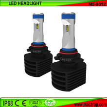 MACAR Factory Supply newest M5 Air Jump high quality H1 H3 H4 H7 Led Headlight 100W for toyota