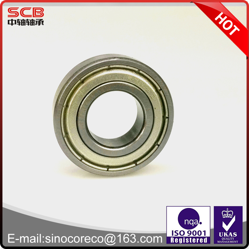 ISO/TS 16949 certificate quality bearing for electric motor ball bearing 6002ZZ 15*32*9mm