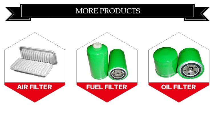 High filtration oil filter MD135737 for auto cars