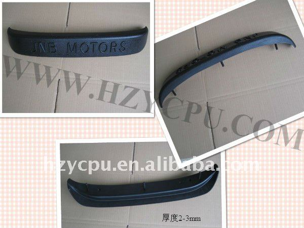pu bumper guard of motors