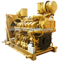 Diesel/Natural Gas Engine&Generating Unit for drilling well