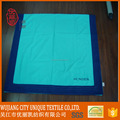 Hot sale silk print microfiber travel sport fitness beach sport towel with mesh bag