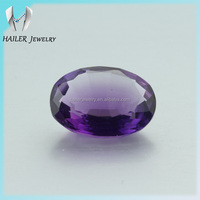 Wholesale Supplier Gemstone Oval Cut Natural Amethyst For Ring