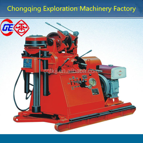 Advanced Design Multi-function GX-1TD Water Well Drilling Rig(drilling machine)