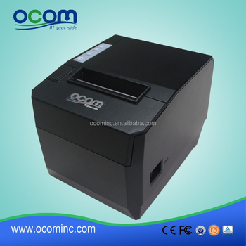 High speed with three interfaces auto-cutter OCPP-88A 80mm POS epson thermal printer