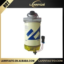 Auto fuel filter R90T,fuel filter application of heavy truck