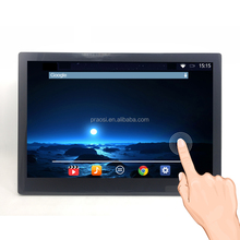 Most Popular video player battery/4G/touch screen/<strong>android</strong> 6 slim 1280*800 13.3 inch wifi digital photo frame widely used in 2019
