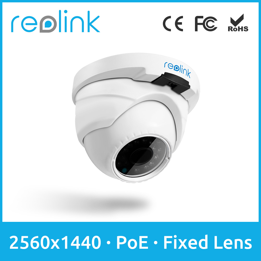 Reolink Digital Video Camera HD 4 Megapixel Dome IPC RLC-420