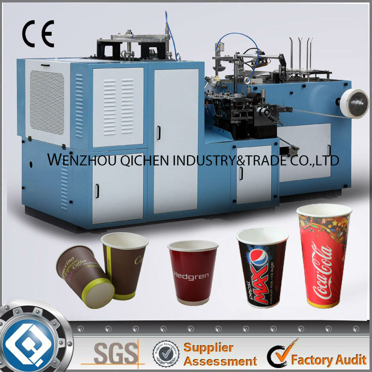 China low cost jbz a12 paper cup machine