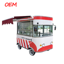 Custom Made Food Trailer Smart Electric Food truck for sale