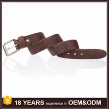 Brand Classical Western Style Handmade Pure Leather Belts for Men