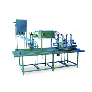 Linear Design Plastic Bottle Capping Machine Automatic Orange Juice Filling Machine