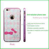factory price anti radiation mobile phone stickers case for cell phone for samsung galaxy grand prime