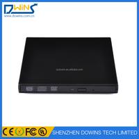 External USB 2.0 Slim DVD CD R/RW Drives Burner Writer for DELL Inspiron Mini 9