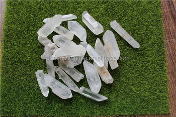 Hot sell!!! Wholesale natural small rock crystal wand points!
