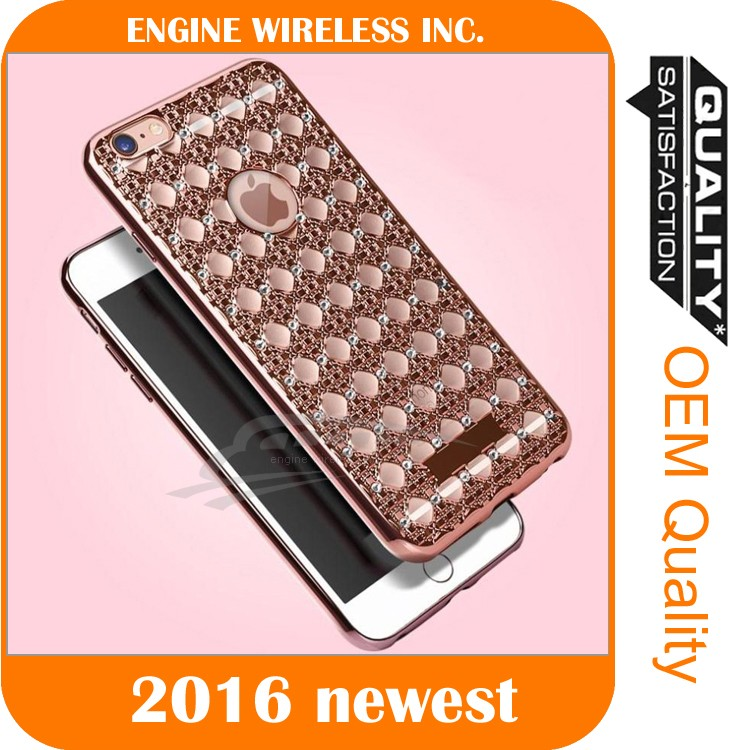 3d sublimation tpu case, fancy case cover for samsung grand prime diamond studded cell phone case