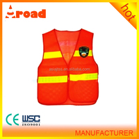 Worth buying aroad High visibility cheap safety vest for traffic police officer