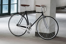 steel frame classical oma lady dutch bikes