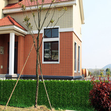 Decorative artificial green leaf fence leaves artificial leaf wall