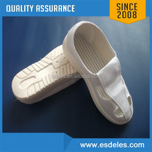 Class 1000 Clean Room Antistatic ESD Cleanroom Shoes