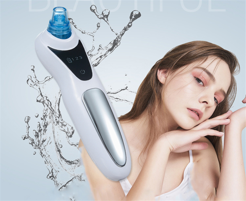 2019 new electric blackhead remover kit suction blackhead