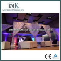 2013 Factory Price Decoration Pipe Drape with Wine Party
