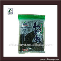 Hot, fresh, delicious, roasted seaweed wakame powder